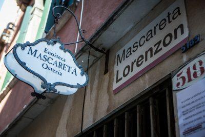 Oste Mauro Lorenzon - La Mascareta - Galleria