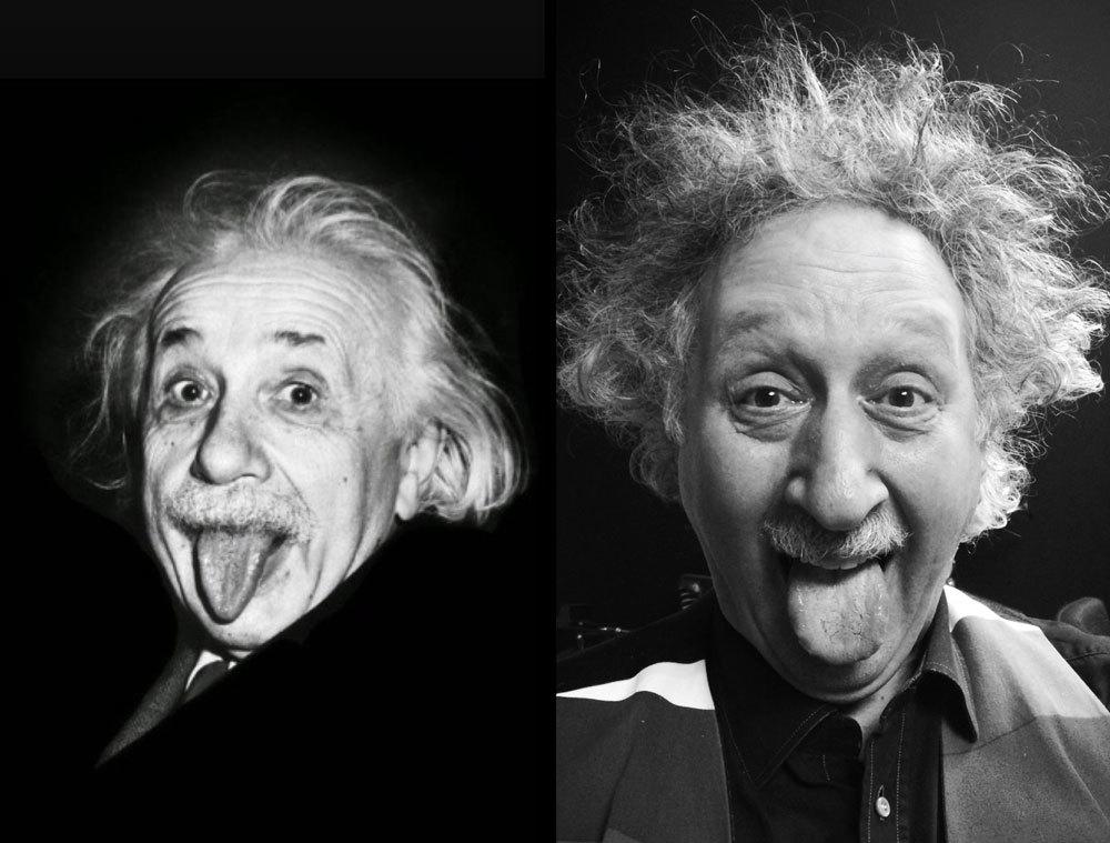 Einstein e l'Oste Mauro Lorenzon